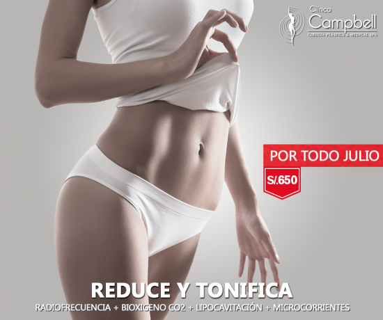 Reduce y Tonifica Campbell